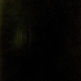 """בד קטיפה צרפתי  לכריכה קשה גוון שחור -גודל 35X50 ס""""מ – 13X19 אינץ"""