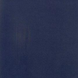 """בד איטלקי  מקצועי לכריכה קשה- גוון כחול עמוק- גודל 35X50 ס""""מ 13X19 אינץ"""