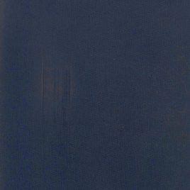 """בד איטלקי מקצועי לכריכה קשה- גוון  כחול לילה – גודל 35X50 ס""""מ 13X19 אינץ"""