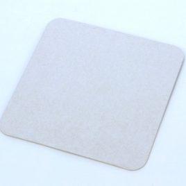 קיט תחתיות לכוסות ,ריבוע , להדפסה עם חותמות