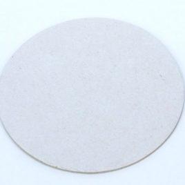 קיט, תחתיות לכוסות – עגול, להדפסה עם חותמות