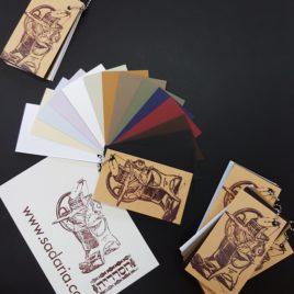 בקניית הניירות המיוחדים שלנו תקבלו במתנה קטלוגים של הניירות המיוחדים