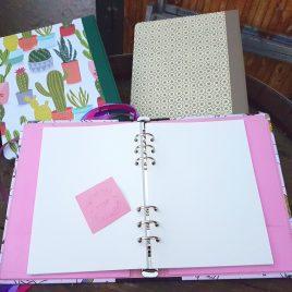 """50 דפים חלקים   לפלנר בגודל – 15X21ס""""מ  A5 – עם 6 חורים, נייר  מונקן פיור גוון שנהב איכותי 90  גרם"""