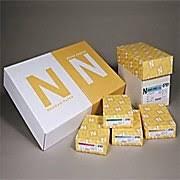 "NEENAH -Classic Crest Solar White מארז 10 יחידות גודל  36X52 ס""מ  (14X20 אינץ) משקל 350 ג""ר"
